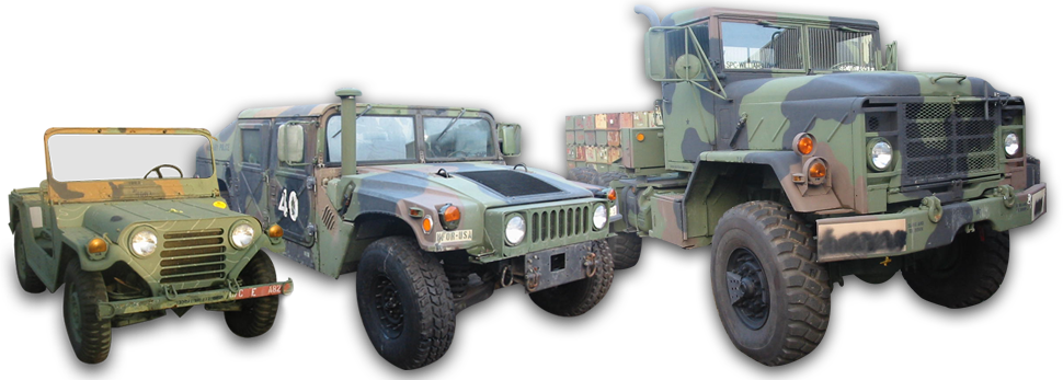 Military Vehicles For Sale >> Truck Parts Trading | Specializing in the sales of new and used parts US military vehicles and ...